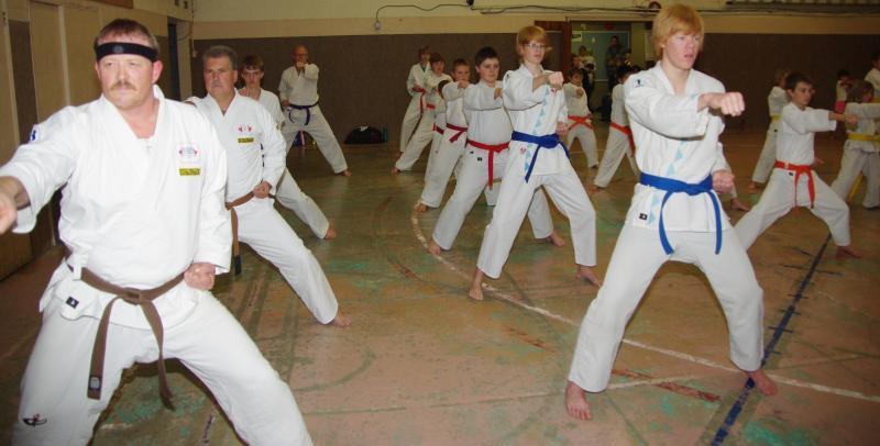 western karate academy kamloops