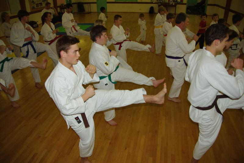 Self defense and martial arts in Kamloops